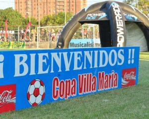 ¡.Vení a Jugar.. LA COPA VILLA MARIA.! – Fútbol, Turismo y Diversion.  Mira el Video HD