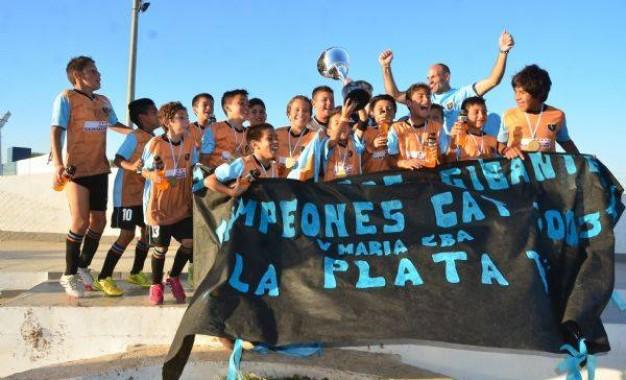 Felicitaciones Campeones de la Copa 2015!!