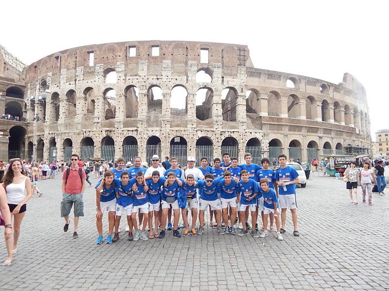 Tour 2014 – ESPAÑA – PORTUGAL – ITALIA