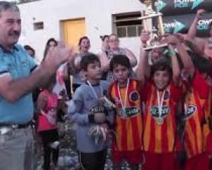 13ª «COPA VILLA MARIA» Torneo Internacional de Fútbol Infantil – Argentina –