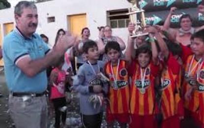 """13ª """"COPA VILLA MARIA"""" Torneo Internacional de Fútbol Infantil – Argentina –"""
