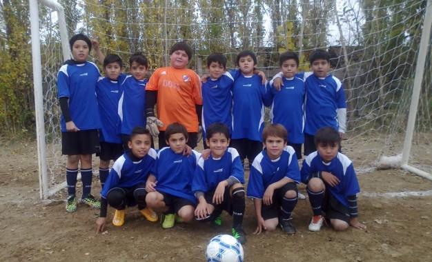 Desde Neuquen llegarán los chicos del Club Barrio Progreso.