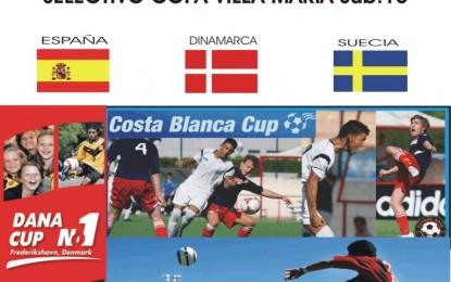 Tour 2016 – EL SELECTIVO SUB 15..!! Participará en torneos Internacionales en España, Dinamarca y Suecia.