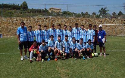 Tour 2016 – ESPAÑA y PORTUGAL Selectivos Copa Villa Maria Sub. 14 y Sub.15