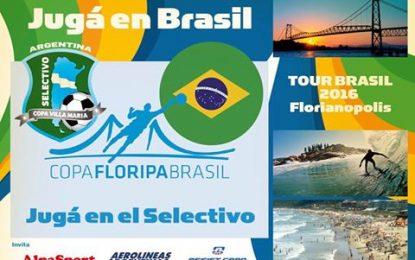 LAS CATEGORIAS Sub. 13 y  Sub. 15 del Selectivo Copa Villa Maria, se preparan para participar en Un torneo en Brasil durante el mes de Diciembre….