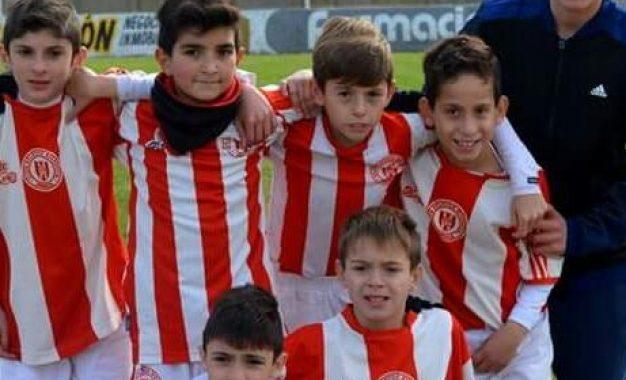 INSCRIPTOS..!! Los chicos de la 2006 del Club Atlético Rivadavia, de la Localidad de America….