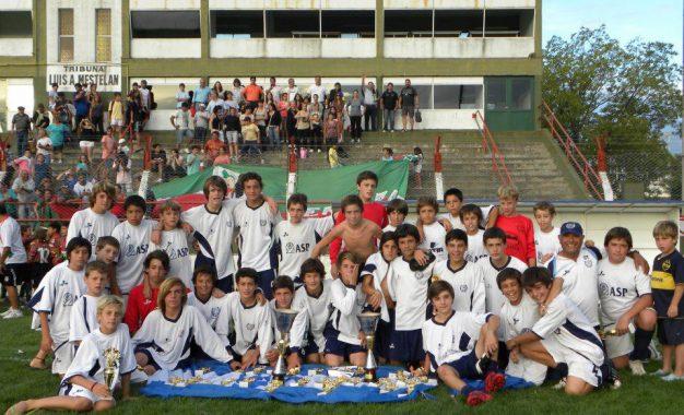 Club UNICEN TANDIL , vuelve a la Copa 2017, con 6 equipos….