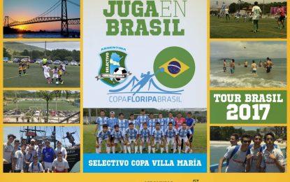 Tour 2018 – Juga En Brasil, Inscribite si sos jugador categoría 2003/2002  y 2007/2008