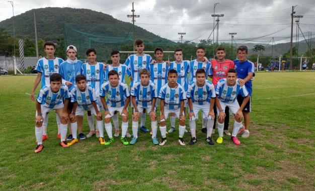 Tour 2016 – BRASIL – Selectivo Copa Villa Maria Sub. 15 en 4ª COPA FLORIPA BRASIL