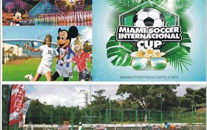 JUGA EN U.S.A 2019..!! Con el Selectivo Copa Villa Maria Sub 12