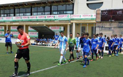 CAMINO A EUROPA 2018.!! El Selectivo Copa Villa Maria , partido Amistoso este viernes