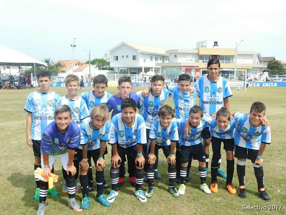 Tour 2017 – Juga en Brasil – El Selectivo Copa Villa Maria , Sub 11 y Sub. 14 en la Copa Floripa Brasil