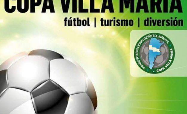 LA COPA VILLA MARIA 2020..YA TIENE FECHA ..Podes inscribir tu Equipo y ver toda la informacion en www.alpasport.com.ar