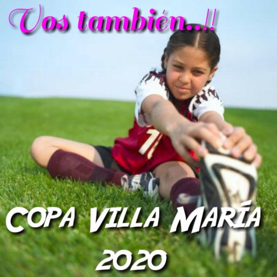 COPA 2020..!! Trae tu Equipo de Fútbol Femenino